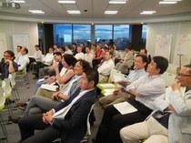 【8月18日】会員交流会(臨時総会・花火大会)を開催しました