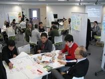 【2月3日】第1回二子玉川街情報プロジェクト・ワークショップ「ITでできること。人でツナグこと。」を開催しました